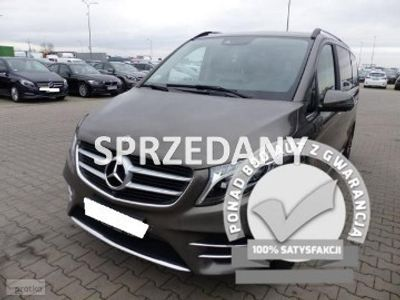 używany Mercedes V250 Klasa V III [W447] MERCEDES - BENZ4MATIC AUTOMAT 2018r../ Automat / FV 23 % /Gwa