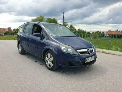 używany Opel Zafira 2006r. 1,9 Diesel 7 osób Tanio Wawa - Możliwa Zamiana! B (2005-2011)