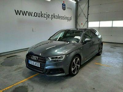 używany Audi A3 1.5dm 150KM 2018r. 35 938km