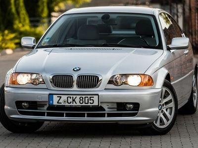 używany BMW 323 323 Ci 170KM ! 150tys km ! Super Stan ! Opłacona ! E46 (1998-2007)