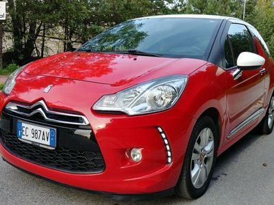 używany Citroën DS3 DS3 1.61.6 120 KM GAZ BRC I WŁ. Do końca SERWIS!! ręczna klima.