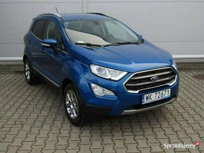używany Ford Ecosport 1dm 125KM 2019r. 17 700km