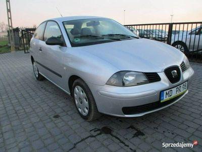 używany Seat Ibiza 1,2 b z klimą stan b.dobry przygotowany do rej. koszt rej tylko 245zł III (2002-2008)