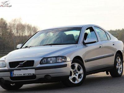 używany Volvo S60 2.4dm3 163KM 2002r. 312 360km 163KM D5 Pół Skóry Navi Bogate Wyposażenie Niemcy