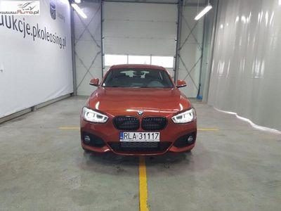 brugt BMW 118 seria 1 1.5dm3 136KM 2017r. 5km Seria 1 [F20] 17-, i M Sport Shadow au