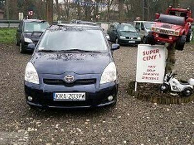 używany Toyota Corolla Verso III -Nie martw się o przerejestrowanie do 180 DNI