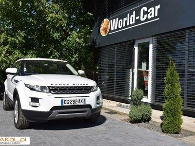 używany Land Rover Range Rover evoque 2.2dm 191KM 2012r. 186 824km