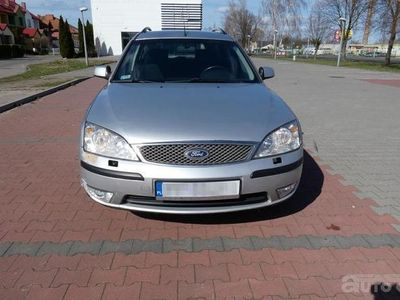 brugt Ford Mondeo MONDEOMK3 BENZYNA+LPG