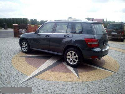 używany Mercedes GLK350 3dm 230KM 2010r. 200 000km