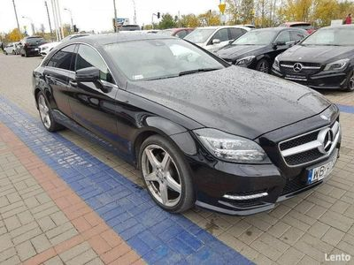 używany Mercedes CLS350 C218 (2011-)