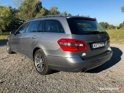 używany Mercedes E350 E 350T 265KM Bezwypadkowy Stan Idealny Faktura VAT