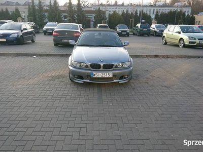 używany BMW 330 Cabriolet Seria 3 E46 lift M Pakiet