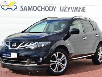używany Nissan Murano 2.4 2.5dCi 190KM Premium od dealera SalonPL 1wł SerwisASO automatyczna klima.