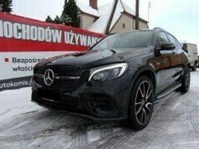 używany Mercedes GLC43 AMG AMG !!! SALON POLSKI !!! AUTOMAT !!! 4 MATIC !!!