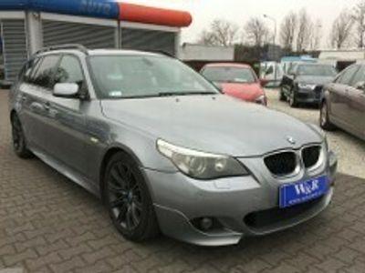 używany BMW 535 SERIA 5 d Touring M Pakiet