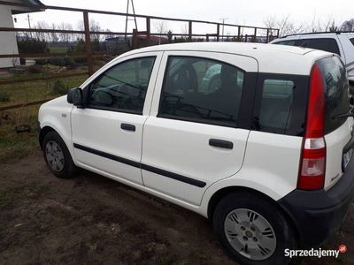 używany Fiat Panda 2010 r
