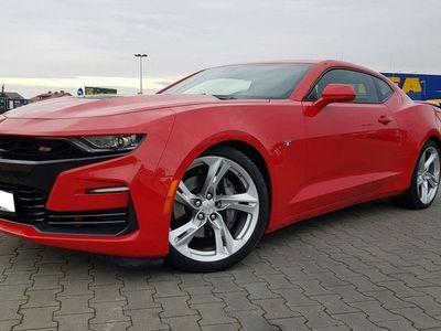 używany Chevrolet Camaro V Super wersja, stan idealny, jak nowy