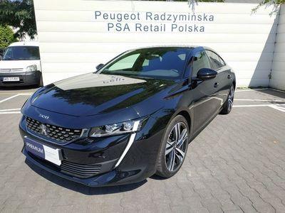używany Peugeot 508 2dm 177KM 2019r. 12 549km