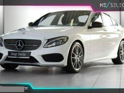 używany Mercedes C43 AMG AMG 3dm 367KM 2017r. 26 294km