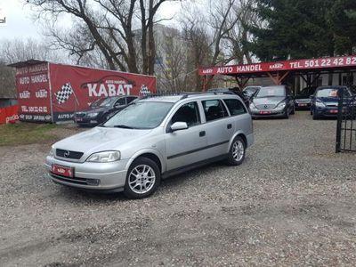 gebraucht Opel Astra 1.6dm3 100KM 1999r. 249 000km Klima-Alu-Zarejestrowany-Stan BDB