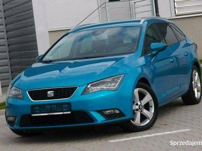 używany Seat Leon ST Limited / Full opcja / Bezwypadkowy / Zarejestrowany / GWARANCJA III (2012-)
