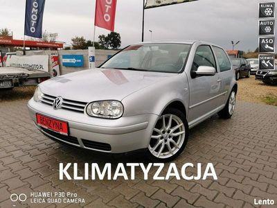 używany VW Golf IV 2.0 116PS Alu 17 Highline Klimatronik z Niemiec opłaty