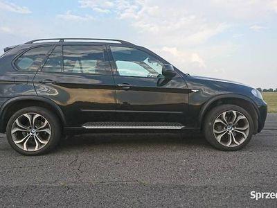 używany BMW X5 BiTurbo Exlusive