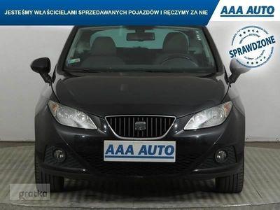 używany Seat Ibiza V GAZ, Klimatronic, Tempomat, Parktronic,ALU, Piaseczno