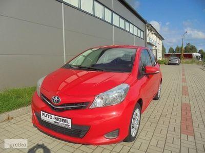używany Toyota Yaris III Vat-1, Salon RP, klmatyzacja,serwiswowany,Vat 23%