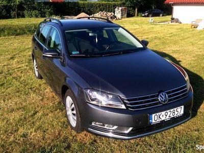 używany VW Passat kombi2013r, cały w oryginale, świetny stan