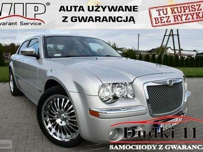 używany Chrysler 300C 5,7hemi+GAZ DUDKI11 Xenon,Serwis,Aut. 4x4,Skóry,kredyt,okazja