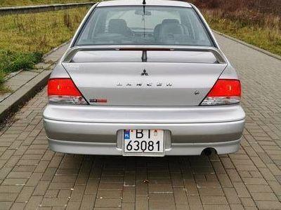 używany Mitsubishi Lancer 2003 r. Automat!