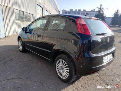 używany Fiat Grande Punto 1.4 benzyna polski salon
