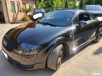 używany Audi TT 1.8T QUATTRO 260KM DOINWESTOWANA