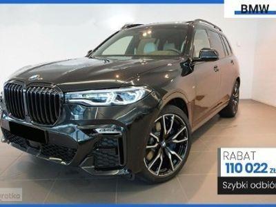 używany BMW X7 3.0 M50d (400KM) | Zawieszenie pneumatyczne + Pakiet Innowacji