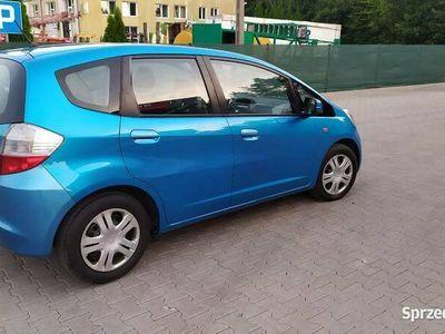 używany Honda Jazz 2010r. 1.2B, Klima, Zadbany, Zarej.