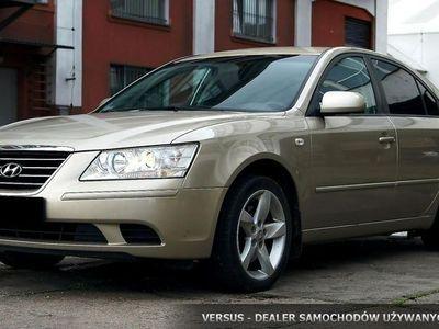 używany Hyundai Sonata 2dm 150KM 2009r. 252 000km