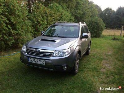 używany Subaru Forester 2010 salon polska bezwypadkowy