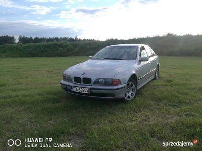 używany BMW 523 e39 i