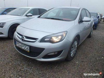 używany Opel Astra 1.4