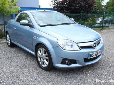 używany Opel Tigra 1,4 90KM 2006r Kabrio Skóra - 9 800zł
