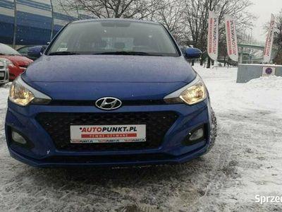 używany Hyundai i20 II Classic Plus Salon PL, FV 23%