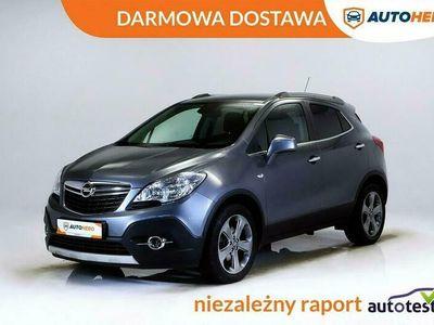 używany Opel Mokka DARMOWA DOSTAWA, Klima auto, Półskóra, PDC, Kierownica wielofunkcyjna x(2013-)