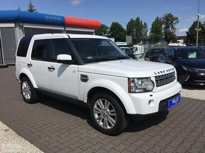 używany Land Rover Discovery 4 5.0 V8 HSE 7 Osobowy