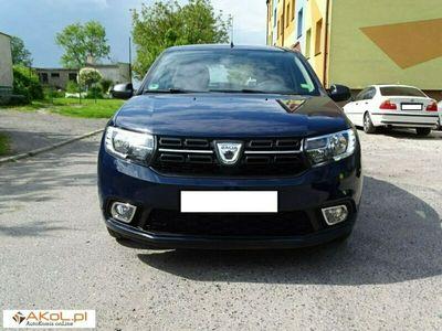 używany Dacia Sandero 1dm 73KM 2017r. 50 000km
