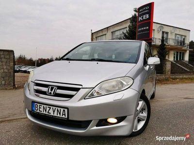 używany Honda FR-V 2dm3 150KM 2005r. 225 000km 2.0 Benzyna 150KM Tempomat Szyberdach Klimatronic Zobacz!!