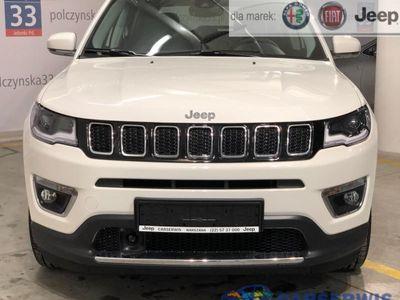 gebraucht Jeep Compass 1.6 1.6 120 KM LIMITED | Biały pastel / Czarna tapicerka | RABAT DLA FIRM