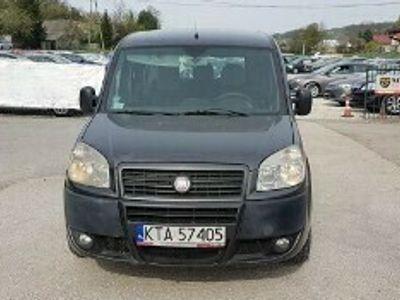 używany Fiat Doblò I 1.9 JTD /105PS/KLIMA/KOMPUTER