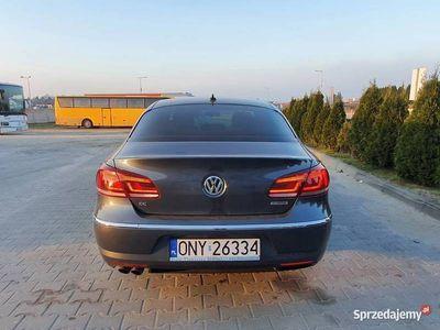 używany VW CC 2013/14 2.0tdi 140KM Navi Skóra Raty