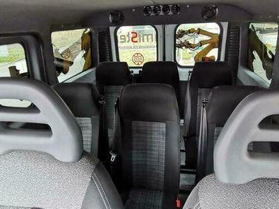 używany Fiat Ducato 2,3 96 kW, 9-osobowy, panorama